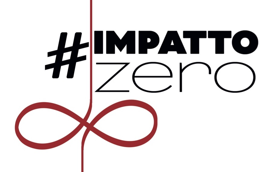 #ImpattoZero Logo